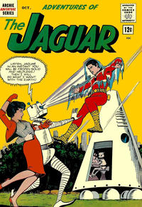 Cover Thumbnail for Adventures of the Jaguar (Archie, 1961 series) #9