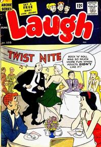 Cover Thumbnail for Laugh Comics (Archie, 1946 series) #135