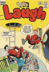 Cover for Laugh Comics (1946 series) #139