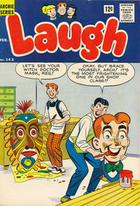 Cover Thumbnail for Laugh Comics (Archie, 1946 series) #143