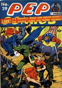 Cover Thumbnail for Pep Comics (Archie, 1940 series) #29