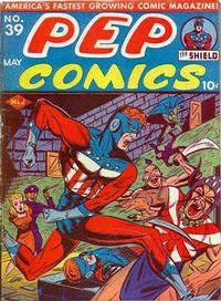 Cover Thumbnail for Pep Comics (Archie, 1940 series) #39