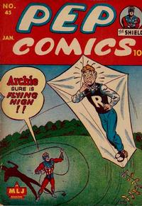 Cover Thumbnail for Pep Comics (Archie, 1940 series) #45