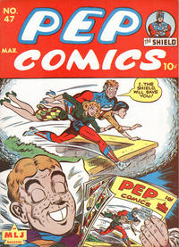 Cover Thumbnail for Pep Comics (Archie, 1940 series) #47