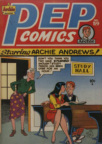 Cover Thumbnail for Pep Comics (Archie, 1940 series) #59