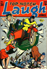 Cover Thumbnail for Top Notch Laugh Comics (Archie, 1942 series) #31