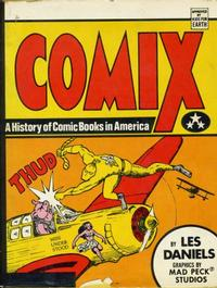 Cover Thumbnail for Comix: A History of Comic Books in America (Bonanza, 1971 series) #[nn]
