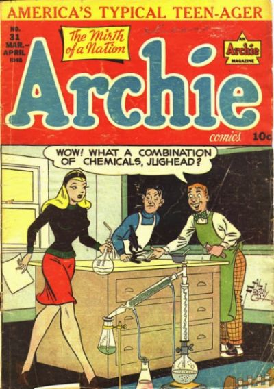 Cover for Archie Comics (Archie, 1942 series) #31
