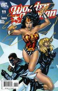 Cover Thumbnail for Wonder Woman (DC, 2006 series) #11