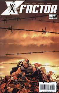 Cover Thumbnail for X-Factor (Marvel, 2006 series) #17