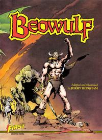 Cover Thumbnail for Beowulf (First Comics Graphic Novel Number One) (First, 1984 series)