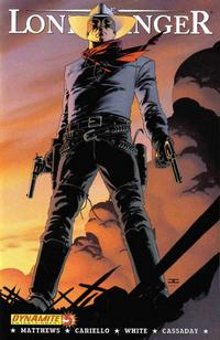 Cover Thumbnail for The Lone Ranger (Dynamite Entertainment, 2006 series) #5