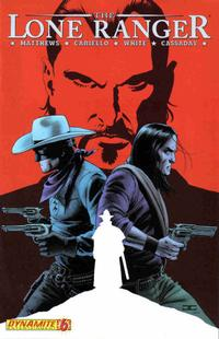 Cover Thumbnail for The Lone Ranger (Dynamite Entertainment, 2006 series) #6