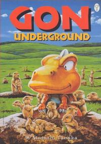 Cover Thumbnail for Gon Underground (DC, 1999 series)