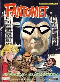 Cover Thumbnail for Fantomet Spesialalbum (Semic, 1986 series) #11