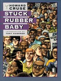 Cover Thumbnail for Stuck Rubber Baby (DC, 1995 series)