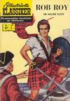 Cover for Illustrierte Klassiker [Classics Illustrated] (BSV - Williams, 1956 series) #37 - Rob Roy