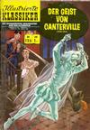 Cover for Illustrierte Klassiker [Classics Illustrated] (BSV - Williams, 1956 series) #125 - Der Geist von Canterville