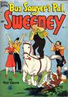 Cover for Buz Sawyer's Pal, Sweeney (Standard, 1949 series) #4