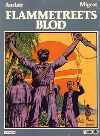 Cover Thumbnail for Flammetreets blod (Semic, 1986 series)