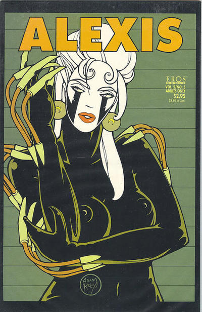 Cover for Alexis (Fantagraphics, 1995 series) #v2#5