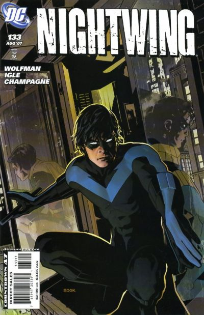Cover for Nightwing (DC, 1996 series) #133