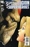 Cover for Supergirl and the Legion of Super-Heroes (DC, 2006 series) #28