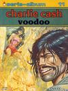 Cover for Serie-album (Semic, 1982 series) #11 - Charlie Cash - Voodoo