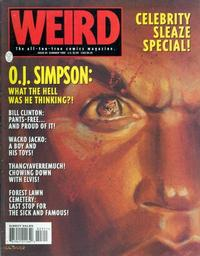 Cover Thumbnail for Weird (DC, 1997 series) #3