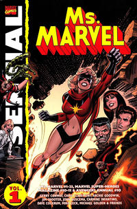 Cover Thumbnail for Essential Ms. Marvel (Marvel, 2007 series) #1