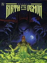 Cover Thumbnail for Batman: Birth of the Demon (DC, 1992 series)