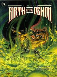 Cover Thumbnail for Batman: Birth of the Demon (DC, 1993 series)