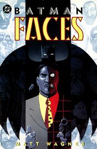 Cover Thumbnail for Batman: Faces (DC, 1995 series) #[nn]