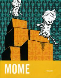 Cover Thumbnail for Mome (Fantagraphics, 2005 series) #[6] Winter 2007