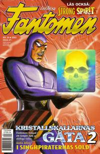Cover Thumbnail for Fantomen (Egmont, 1997 series) #24/2003