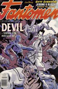 Cover Thumbnail for Fantomen (Egmont, 1997 series) #4/2004