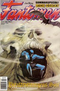 Cover Thumbnail for Fantomen (Egmont, 1997 series) #16/2004