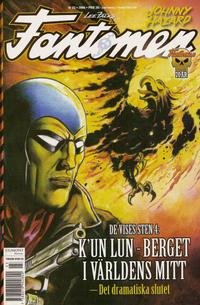 Cover Thumbnail for Fantomen (Egmont, 1997 series) #23/2006