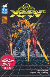 Cover Thumbnail for Buck Rogers Comics Module (TSR, 1990 series) #10