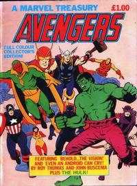 Cover Thumbnail for The Avengers Treasury Edition (Marvel UK, 1982 series)
