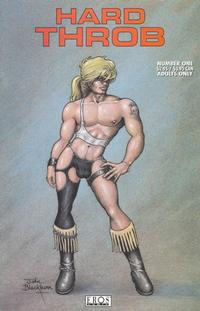 Cover Thumbnail for Hardthrob (Fantagraphics, 1996 series) #1