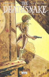 Cover Thumbnail for The Deathsnake (Fantagraphics, 1994 series) #3