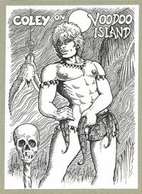 Cover Thumbnail for Coley (John Blackburn, 1989 series) #[1] - Coley on Voodoo Island