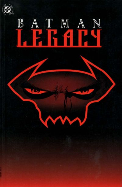 Cover for Batman: Legacy (DC, 1997 series)