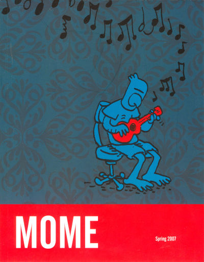 Cover for Mome (Fantagraphics, 2005 series) #[7] Spring 2007