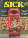 Cover for Sick (Prize, 1960 series) #v1#2 [2]