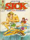 Cover for Sick (Prize, 1960 series) #46