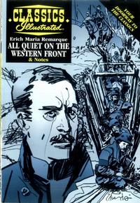 Cover Thumbnail for Classics Illustrated (Acclaim / Valiant, 1997 series) #56 - All Quiet on the Western Front