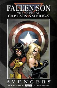 Cover Thumbnail for Fallen Son: The Death of Captain America (Marvel, 2007 series) #2