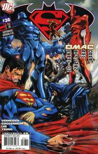 Cover Thumbnail for Superman / Batman (DC, 2003 series) #36